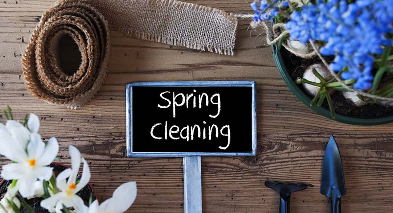 Spring Into Home Maintenance