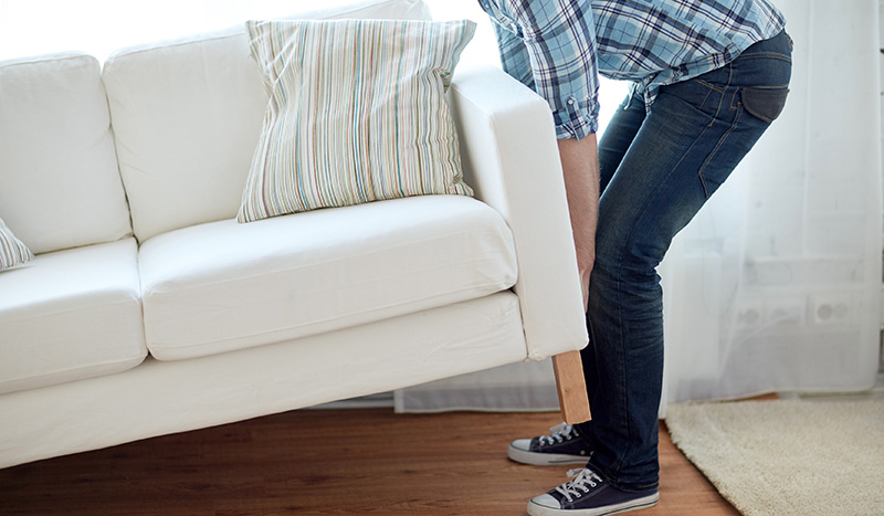Get Professional Help Moving Furniture to Avoid Common Hazards